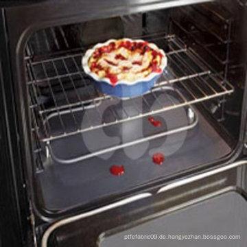 Hochwertiges Barbecue-Material Teflon / ptfe BBQ Grillmatte