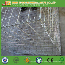 100X30X30cm Hot DIP Galvanized Welded Gabion