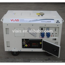 Vlais factory supply !! 12kw diesel generator for lower price