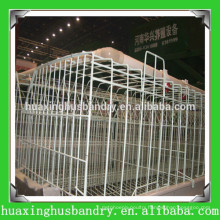 best manufacturer Huaxing layer chicken cage/chicken brooder cage