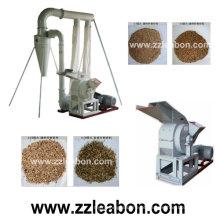 Palha do preço baixo / ramo de árvore / máquina de moedura da madeira