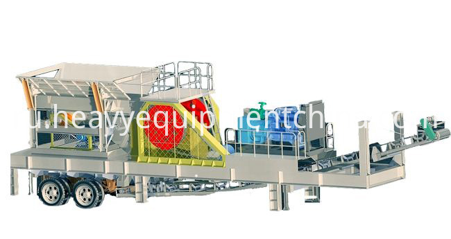 Coal Crushing System