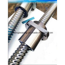 End Machining Ball Screw with Diameter 40mm Used for CNC Machine