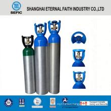 11L High Pressure Aluminum Gas Cylinder (LWH184-11-15)