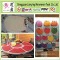 Ecológico color personalizado PVC Placemat