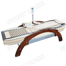 Tourmaline and Jade Thermal Full Body Massage Bed Electric Massage Table