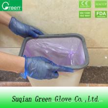 Hot Selling Diposable Gloves Blue Vinyl Gloves