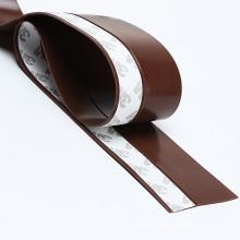 PVC sealing strip Door Bottom Seal Adhesive Weather stirp
