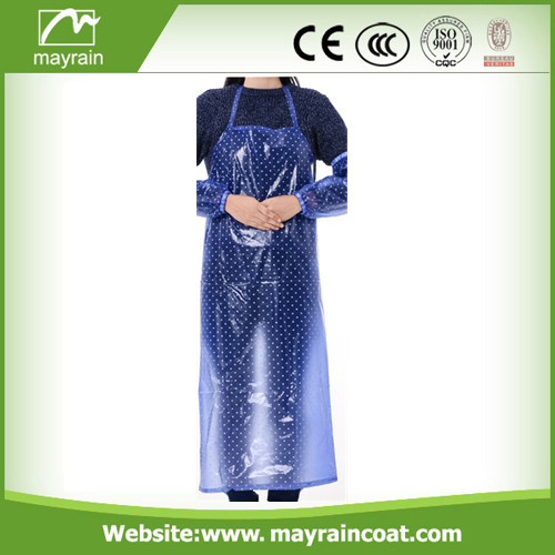 Fashion PVC Apron for Adult