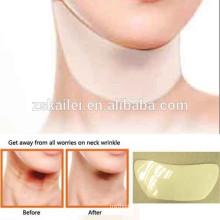 2015 nuevos productos anti arruga hoja del cuello