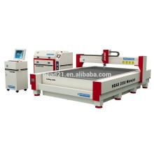 Machine de découpe de fournisseur de Chine machine de découpe à jet d'eau de 5 axes