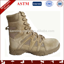 Light weight durable Desert Suede Military boots M001