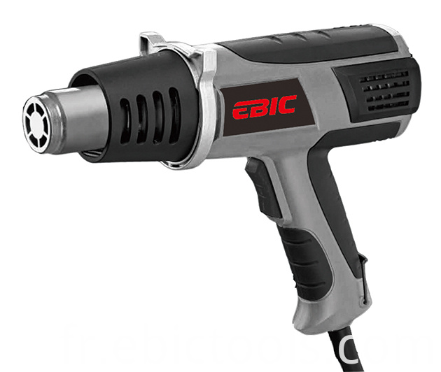 HG2000JD 2000W Digital Mini Hot Air Gun Heat Gun