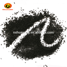 Carbono activado en columna a base de carbón para la adsorción de CTC