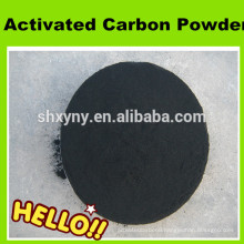 High methylene blue Wood powder activated carbon for color removal