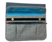 Linen Tablet Case