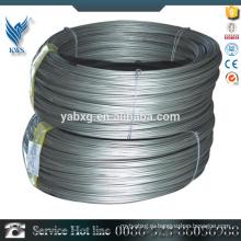 EN, ASTM, JIS, GB, DIN, AISI Стандарт и ISO Сертификация ПВХ проволока из нержавеющей стали в Китае