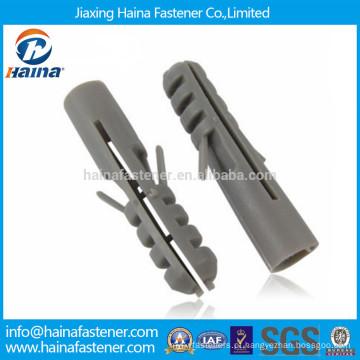 China fornecedor DIN âncora de expansão de plástico, âncora de nylon