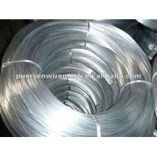 Ligação Fio de ferro galvanizado de metal