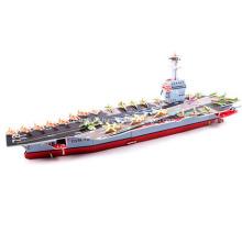 3D pequeño portaaviones