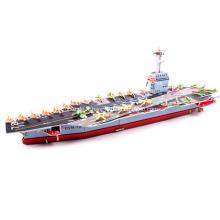 Porte-avions peu 3D