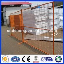 DM revêtement en poudre à chaud en vente faible prix canada clôture temporaire