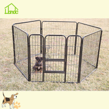 Square Tube 8 Panels Dog Playpen