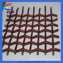 Высокуглеродистая стальная Ячеистая сеть волнистой Проволки для Минировать (КТ-62)