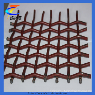 High Carbon Steel Crimped Wire Mesh for Mining (CT-62)