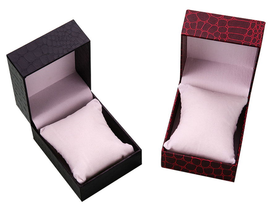 Custom luxury cardboard bracelet box