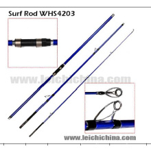100-225g 3.3diameter′s Tip Fast Action Carbon Surf Casting Fishing Rod