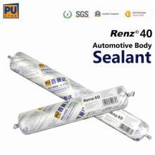 Три цвета, полиуретановый клей герметик для автостекол (RENZ40)