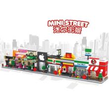 Crianças bricolage edifício brinquedo educativo bloco (h9537100)