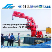 Cargo Crane for Floating Barge