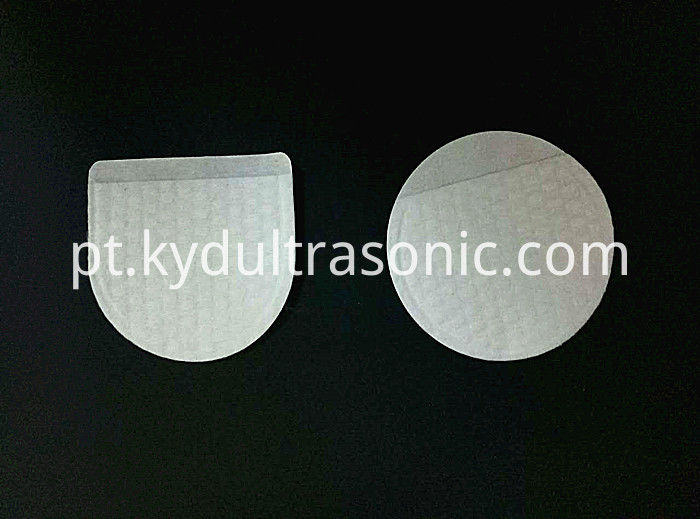 nonwoven half round cotton pad (2)
