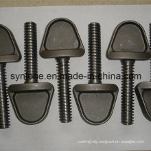 Customized Drawing Size Steel Screw / Bolts with CNC Machining