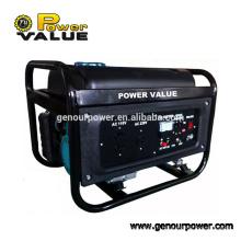 Значение мощности Открытый частотный генератор, небольшие переносные генераторы