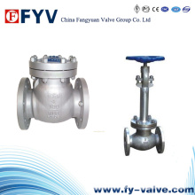 API Low Temperature Cryogenic Globe Valves