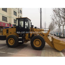 CE Diluluskan 4WD Mini Wheel Loader Murah SEM632D