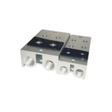 Accesorios de válvulas de aire accesorios combinación flexible múltiple