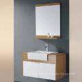 Gabinete de baño de la melamina de la venta caliente con el fregadero