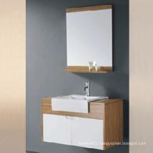 Hot Sale Melamine Bathroom Cabinet with Sink