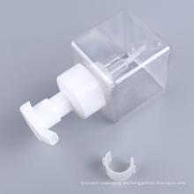 Envase dispensador de jabón de mano cuadrado (FB04)