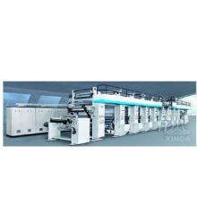 Ротогравюрная печатная машина с макс. Скорость печати 200 м / мин