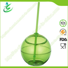 500 Ml BPA-frei als Ball-Shape Straw Cup (TB-A5)
