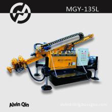 Hydraulic boring machine MGY-135L crawler drilling machine