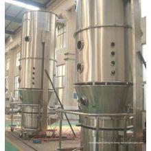Recubrimiento de lecho fluidizado LDP, combustión de lecho fluidizado circulante SS, proceso de granulación de material de flujo en la industria farmacéutica