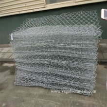 High quality PVC galfan gabion box suppliers