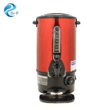OEM 2017 8L-35L Urna de água quente elétrica comercial de grande capacidade em aço inoxidável