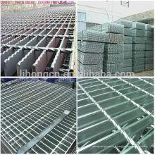 Grille en acier galvanisé, grille galvanisée, grille galvanisée à barres soudées